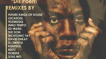Mutabaruka - Dis Poem (Project Msolomba Remixes), latest house music, deep tech, deep house tracks, house music download, new deep house music, club music, deeptech, afro tech, afro house music, new house music south africa, afro deep house