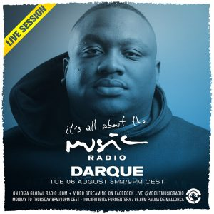 Darque - It's All About the Music Radio Show, afromix, new house music download, afro house music, south africa house music, latest afro house