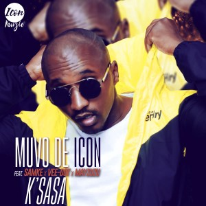 Muvo De Icon - K'Sasa (feat. Samke, Vee-Dot & MayZuzu), Latest gqom music, gqom tracks, gqom music download, club music, afro house music, mp3 download gqom music, gqom music 2019, new gqom songs, south africa gqom music.