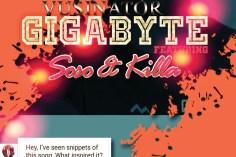 Vusinator - Gigabyte (feat. Soso & Killa), new amapiano music, amapiano 2019, amapiano mp3 download, amapiano songs, sa music