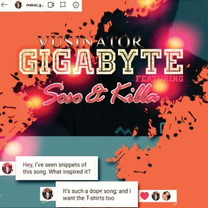 Vusinator - Gigabyte (feat. Soso & Killa), new amapiano music, amapiano 2019, amapiano mp3 download, amapiano songs, sa music