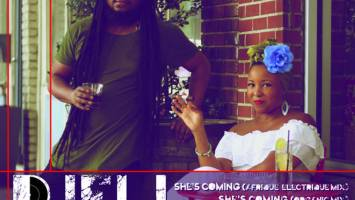 Djeli - She's Coming (Afrique Electrique Mix)