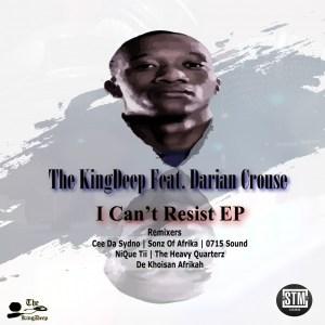 The Kingdeep, Darian Crouse - I Can't Resist (De Khoisan Afrikah's Intrinsic Mix)