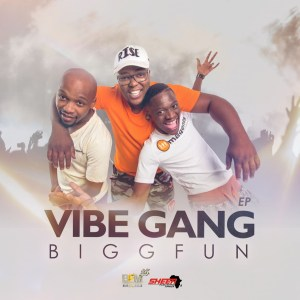BiggFun & Ed Harris - Vibe Gang Iphakathi (Original Mix), new gqom music, gqom 2019 download mp3, latest sa music, south african gqom songs