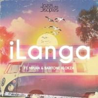 JazziDisciples - iLanga (feat. Mpura & Baritone Hlokza)