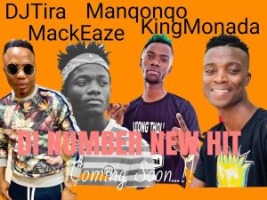 King Monada - Di Number (feat. DJ Tira, Mack Eaze & Manqonqo), latest sa music, south africa music download, sa music, download mp3