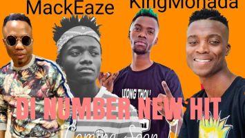 King Monada - Di Number (feat. DJ Tira, Mack Eaze & Manqonqo)