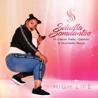 Sdludla Somdantso feat. Drumetic Boys & OSKIDO - High Life (Afro Tech Club Mix)