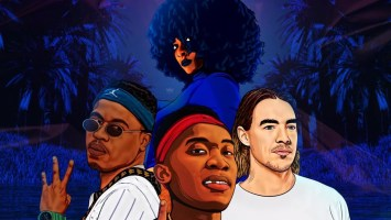 Dj Raybel - Whole Night (feat. Diplo, Moonchild Sanelly & Vista)