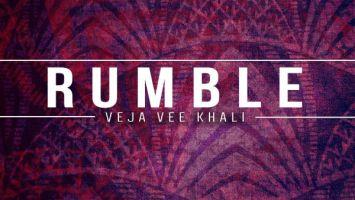 Veja Vee Khali - Rumble (Afro Beat Mix)