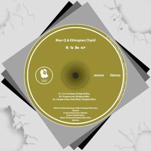 Man Q & Ethiopian Chyld feat. Koki Riba - Simple (Original Mix)