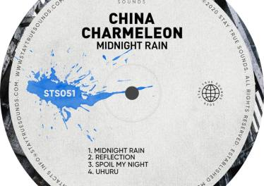 China Charmeleon - Midnight Rain EP, New deep house music, deep tech, deep house 2020, house music download, afro deep house, deephouse sounds