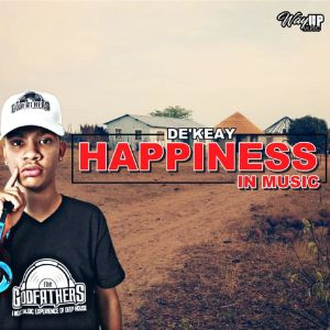 De'KeaY - Happiness In Music (Album), new deep house music, deep house 2020, deep tech, house music download, deeptech, deep house mp3 download, deep house songs