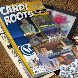 Soul Candi Records - Candi Roots, Vol. 3 (Mixed by Soundquest, Vincemo & Magic Soul)