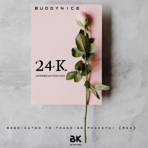 Buddynice - 24K Appreciation Mix (Dedicated To Thandiwe Phakathi)