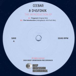 Ceebar & DysFoniK - The Introduction (Intergalactic AfroTech Mix)
