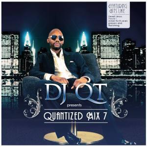 DJ QT - Quantized Vol 7 (Album 2014)