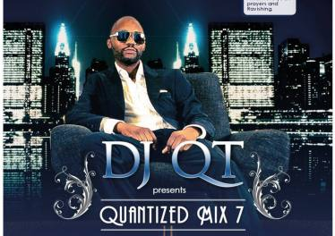 DJ QT - Quantized Vol 7 (Album 2014)