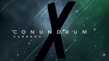 Gabbana - Conundrum X (EP)