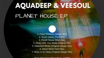 Aquadeep & Veesoul - Planet House EP