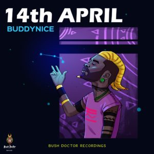 Buddynice - April 14th EP