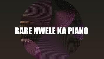 DJ Couza feat. Mouza M - Bare Nwele Ka Piano