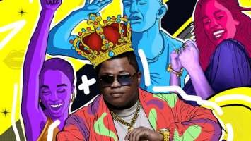 Dladla Mshunqisi - Samba Nabo (feat. J'Something, Beast & Spiritbanger)