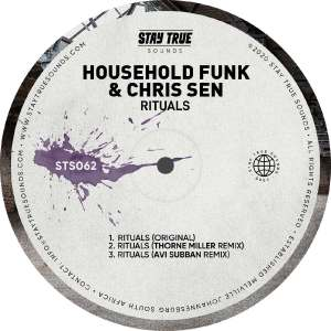 Household Funk & Chris Sen - Rituals EP