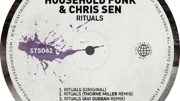Household Funk & Chris Sen - Rituals EP
