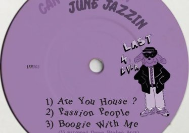 June Jazzin - Can You Feel It EP