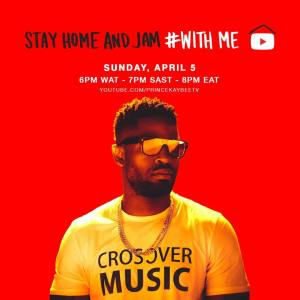 Prince Kaybee - Stay Home And Jam With Me (Mixtape)