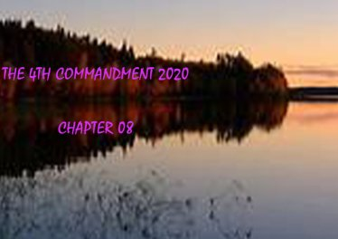The Godfathers Of Deep House SA - The 4th Commandment 2020 Chapter 08