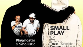 Playmaster & Smallistic - Small Play EP