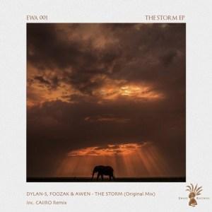 Awen, Dylan-S, Foozak - The Storm (Caiiro Remix)