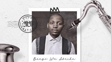 Brazo Wa Afrika - Sax King EP