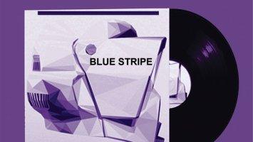 DJ Steavy Boy - Blue Stripe