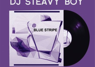 DJ Steavy Boy - Blue Stripe