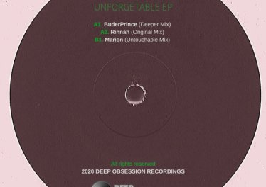 Leo Megma - Unforgetable EP