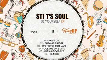 STI T's Soul - Be Yourself EP
