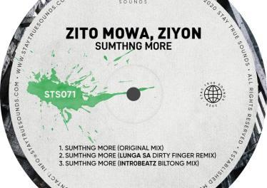Zito Mowa, Ziyon - Sumthng More EP
