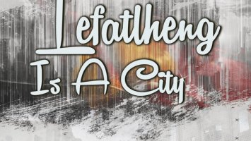 DJ Welcome - Lefalheng Is A City (Original Intagilos Sounds)