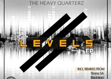The Heavy Quarterz - Levels EP