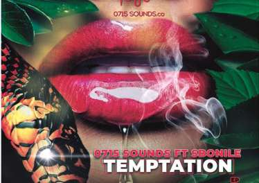 0715Sounds, Sbonile​ -​ Temptation EP (​Extended Plays​)