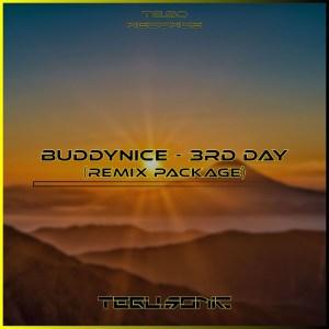 Buddynice - 3rd Day (Tebu.Sonic's Remix Package)