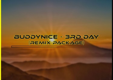 Buddynice - 3rd Day (Tebu.Sonic's Remix Package)