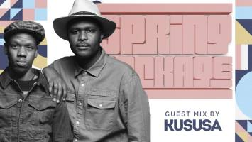 Kususa - Spiritual T Spring Package Guest Mix