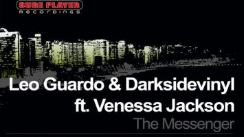 Leo Guardo, Darksidevinyl, Venessa Jackson - The Messenger EP