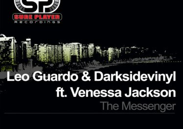 Leo Guardo, Darksidevinyl, Venessa Jackson - The Messenger EP