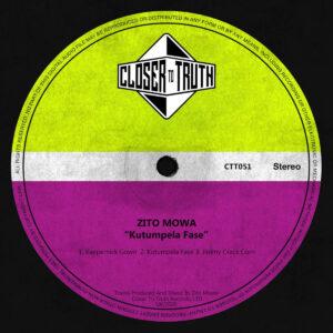 Zito Mowa - Kutumpela Fase EP
