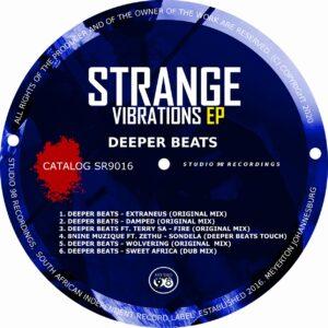 Deeper Beats - Strange Vibrations EP